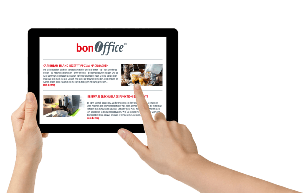 bonoffice Newsletter