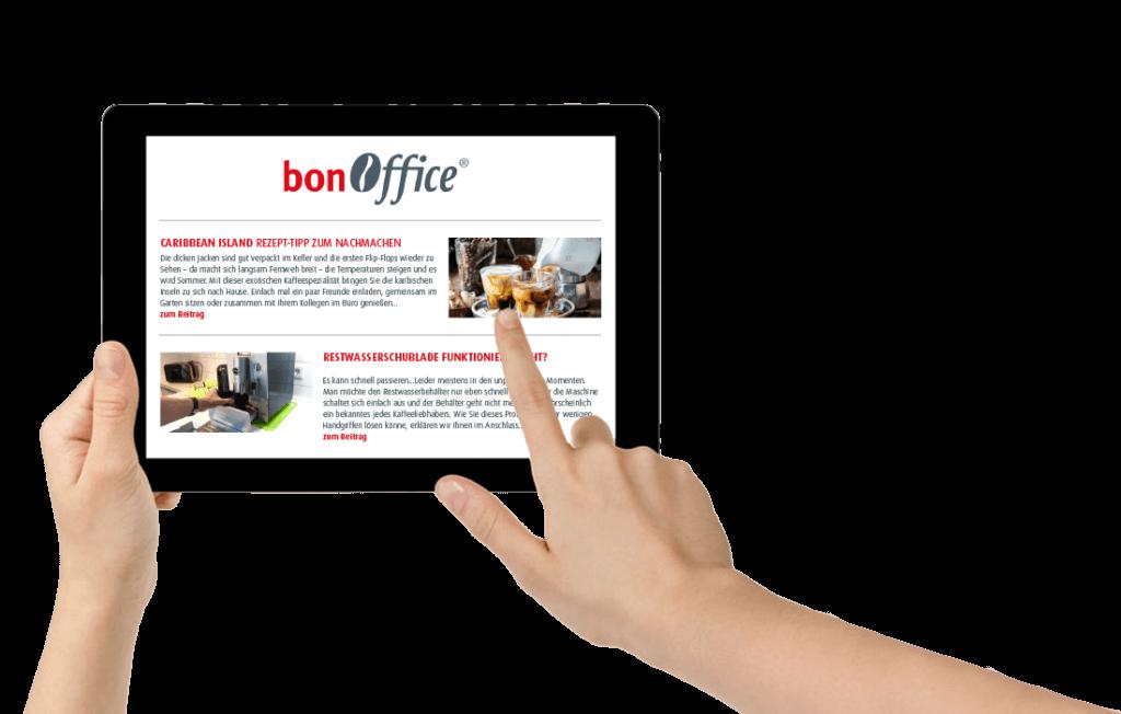 bonoffice Newsletter