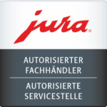 Jura Logo Autorisierter Fachhändler