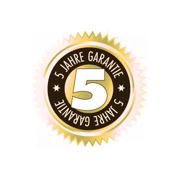 Miomondo 5 Jahre Garantie