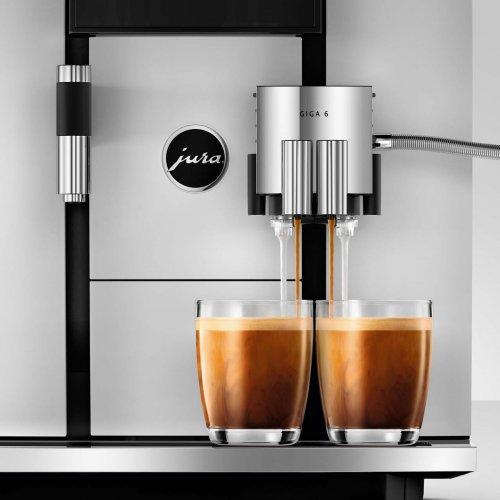 JURA GIGA 6: Perfektion, Präzision, Professionalität in einer neuen Dimension!