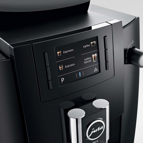 JURA WE6: Kaffeeklassiker für den Arbeitsplatz!