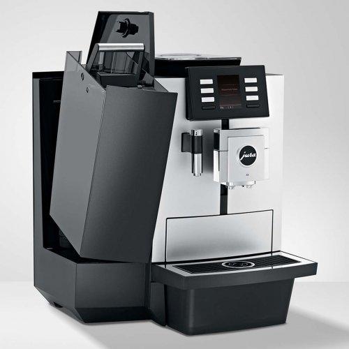 JURA X8: Der robuste, vielseitige Kaffeespezialitäten-Profi!